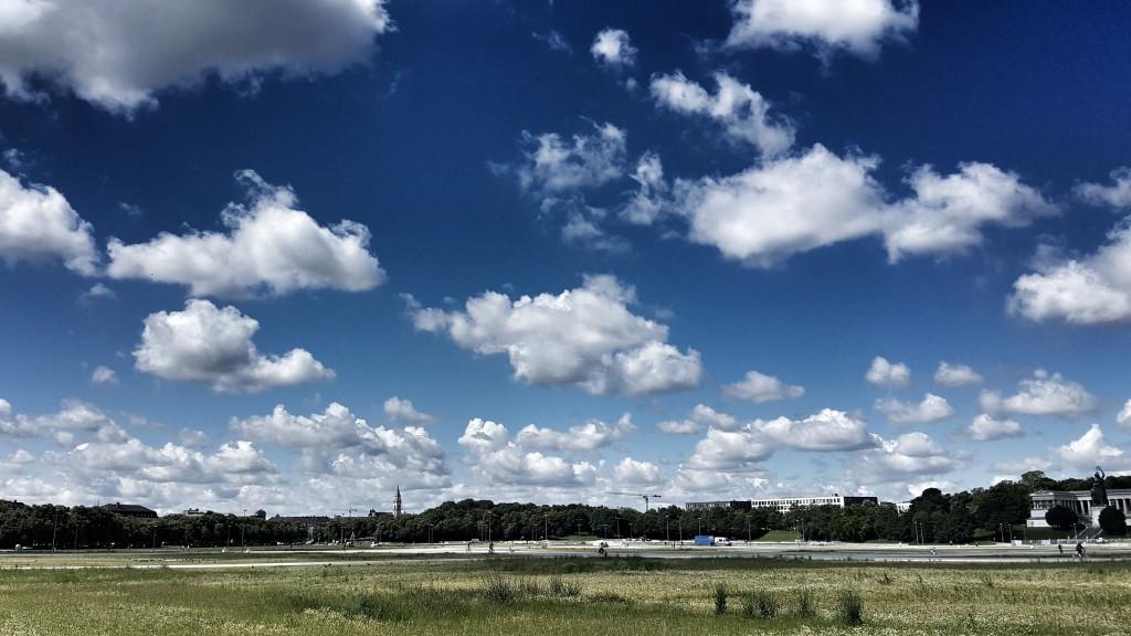 Cirrocumulus over Munich
