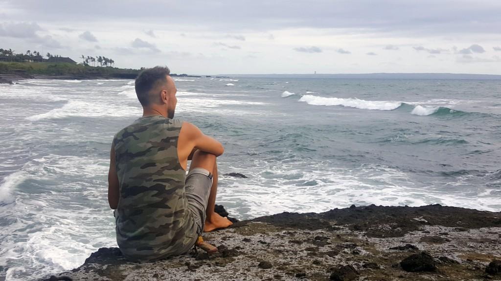 Pondering amongst the Indian Ocean
