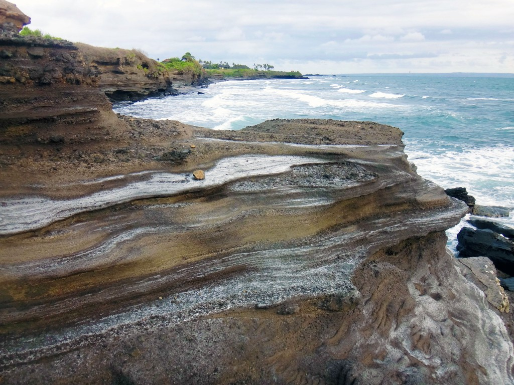 Geological structures, Bali