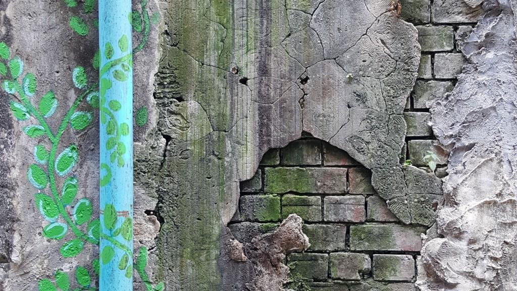 Yangon Wall