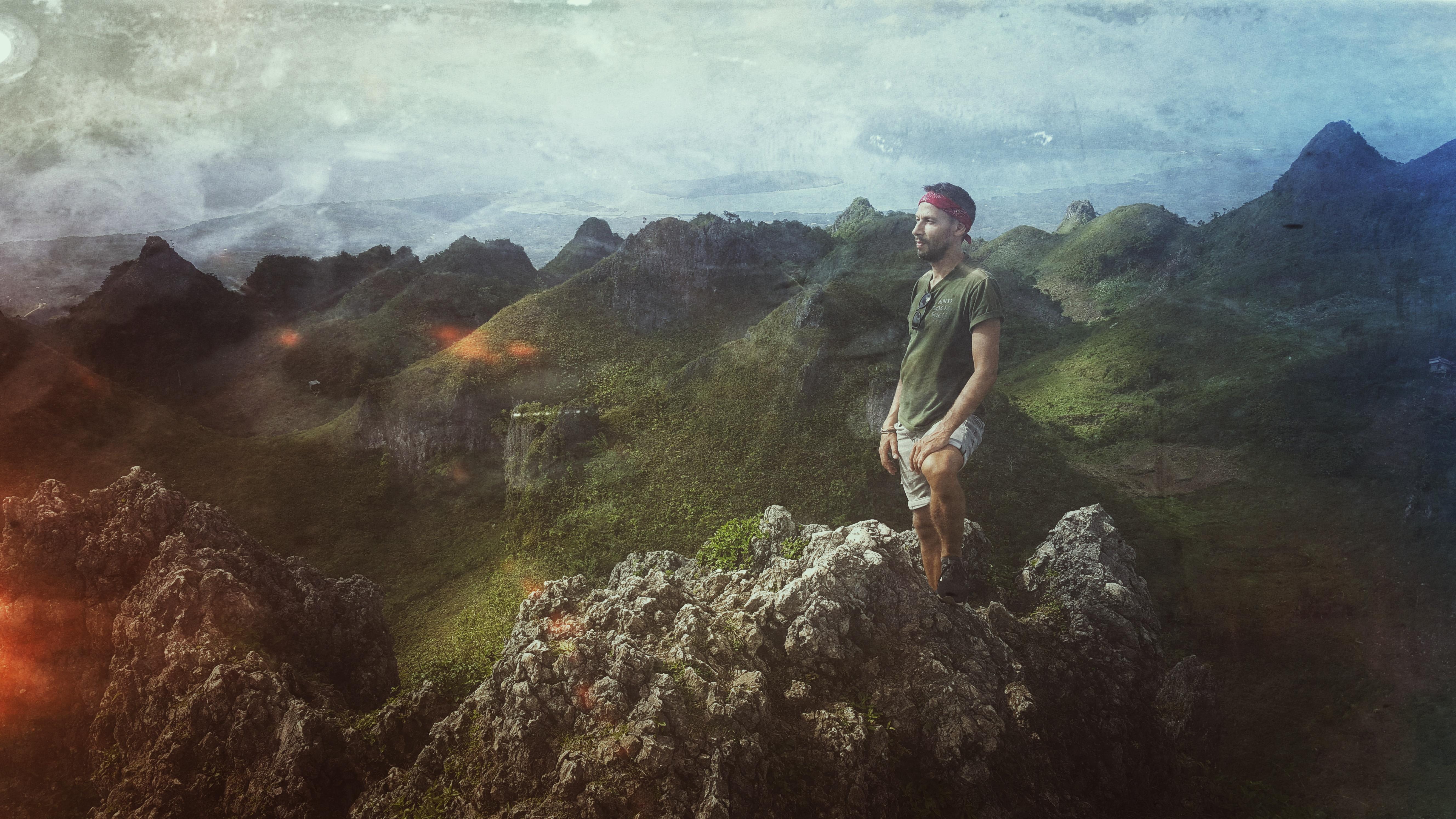 Humboldt-like at Osmena Peak, Cebu, Philippines