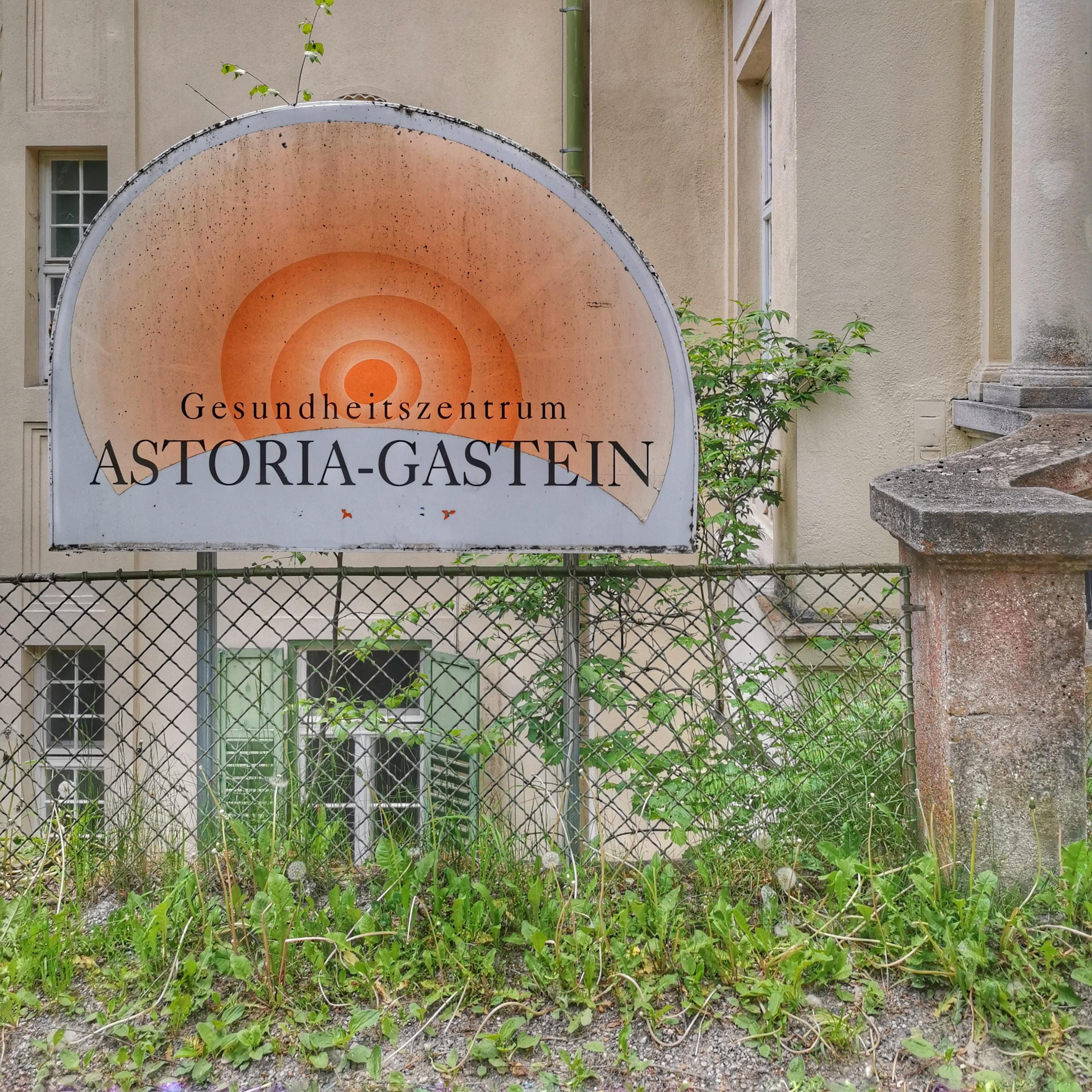 The former Hotel Astoria in Bad Gastein