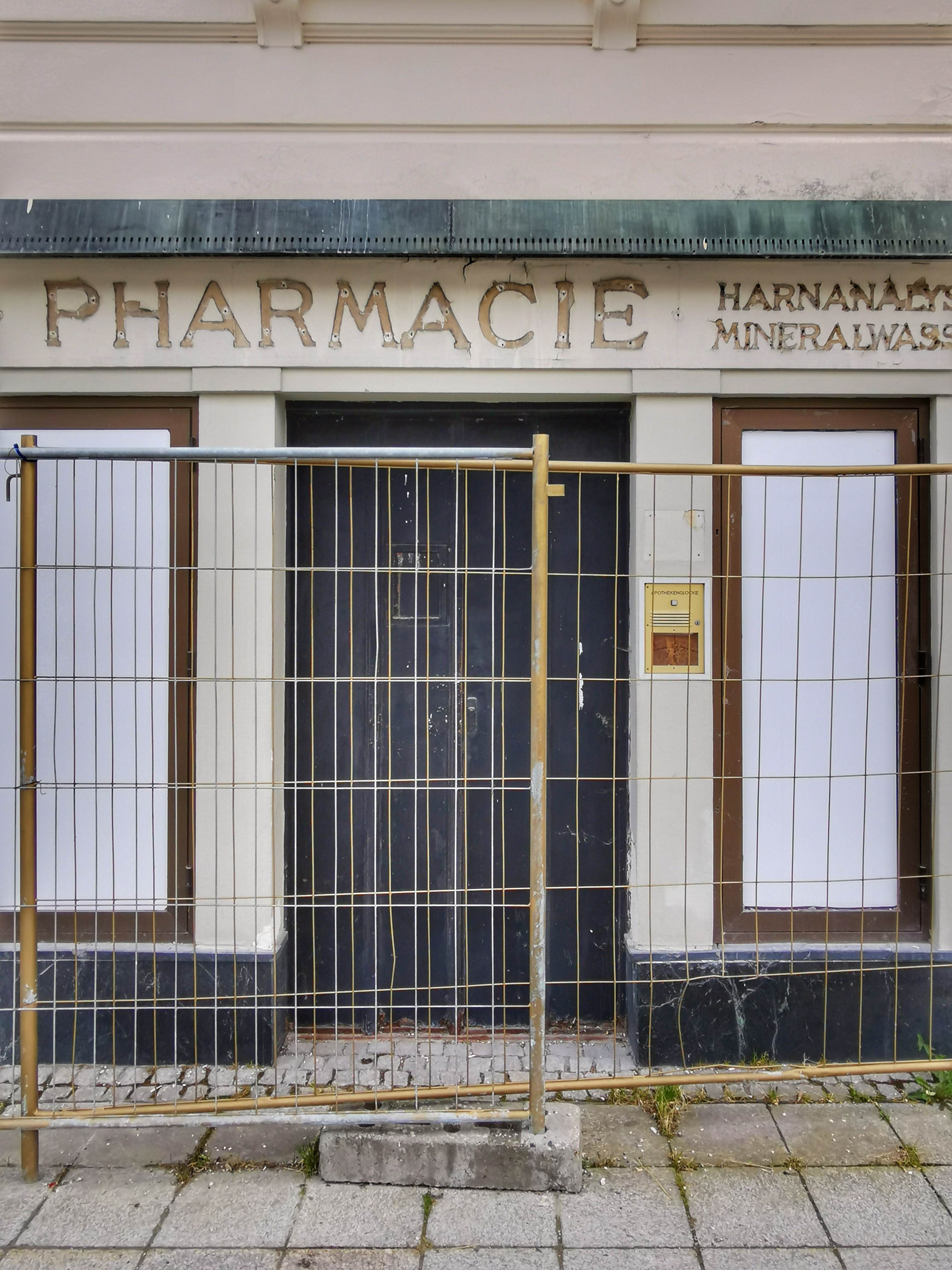 A former pharmacy in Bad Gastein