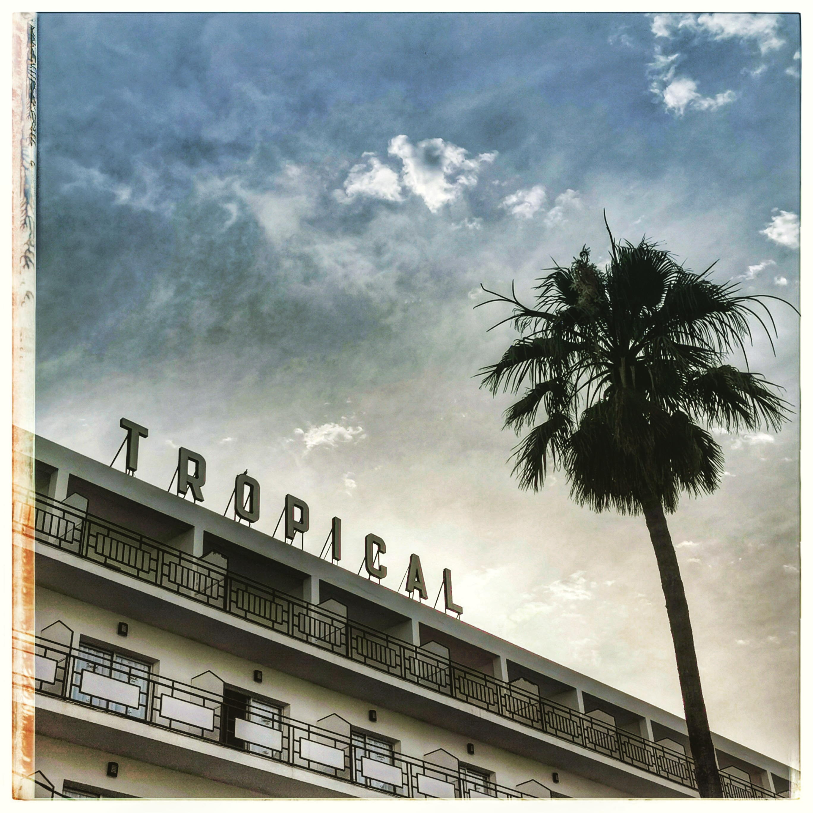 Hotel Tropical in Sant Antoni, Ibiza